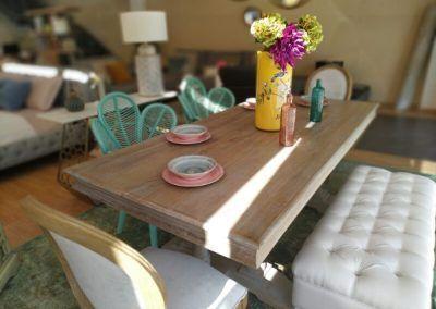 Mobiliario Mueble auxiliar en Karanné decoración