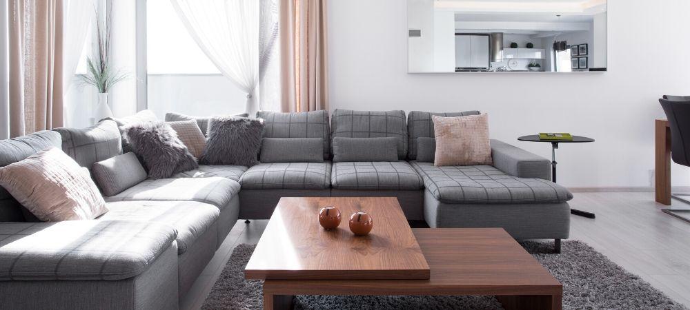 Diferencia entre la distribución en sofás rinconera y chaise longue
