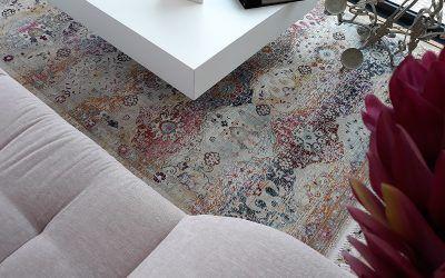 Las alfombras en decoración