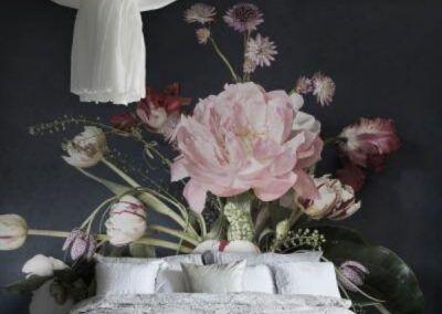 Papel pintado Karanné decoración