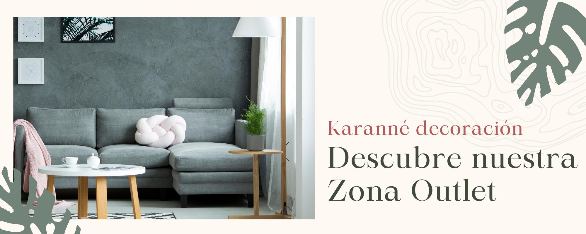 muebles outlet en karanne decoracion
