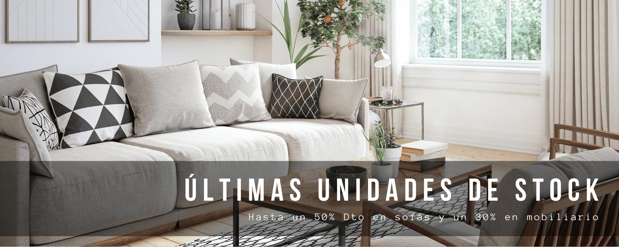 ofertas exclusivas en muebles